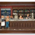 Detail afbeelding Café La Belle Epoque