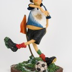 Detail afbeelding The Football Player