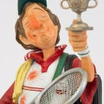 Detail afbeelding The Tennis Player