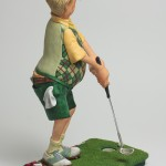 Detail afbeelding The Putter