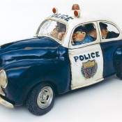 Detail afbeelding Police