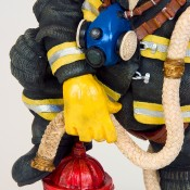 Detail afbeelding The Fire Fighter