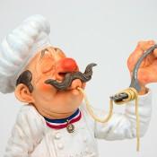 Detail afbeelding El Cocinero