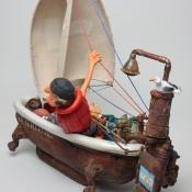 Detail afbeelding Ship Ahoy