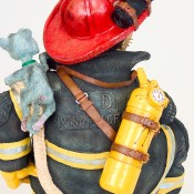 Detail afbeelding Firefighter