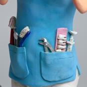 Detail afbeelding Lady Dentist