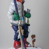 Detail afbeelding The Skier