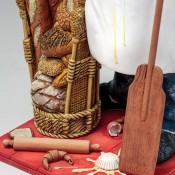 Detail afbeelding The Baker