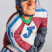 Detail afbeelding The Ice Hockey Player