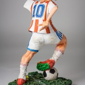 Detail afbeelding The Football/Soccer Player