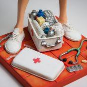 Detail afbeelding The Nurse